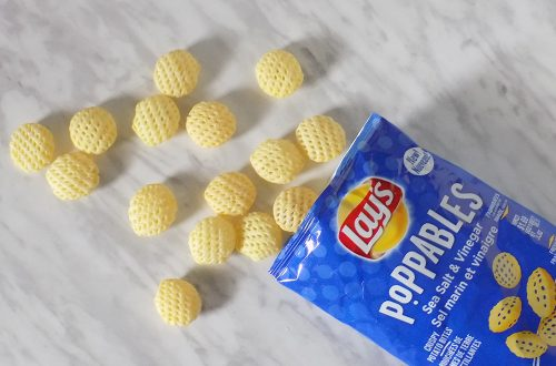 Lays Poppables - Low Calorie Chips Snacks Canada