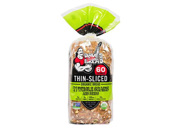 Low Calorie Bread Canada - Daves Killer Bread