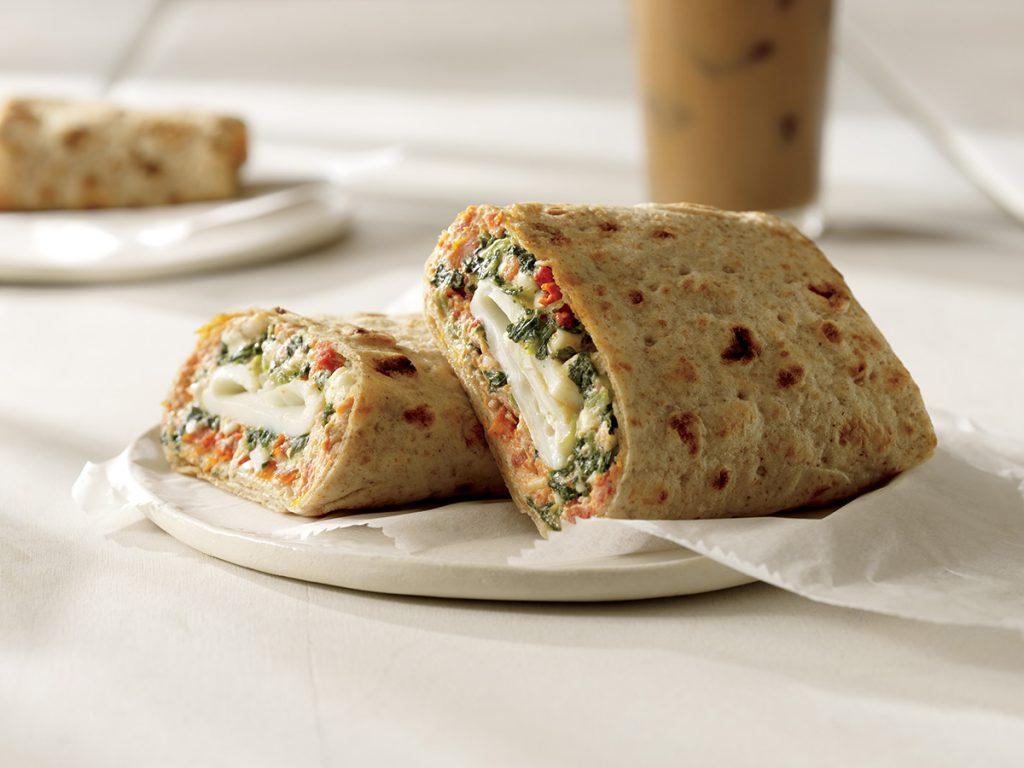Starbucks Canada - Low Calorie Breakfast Options