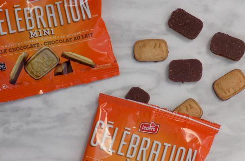 LeClerc Celebration Mini Butter Cookies - Low Calorie Snacks Canada