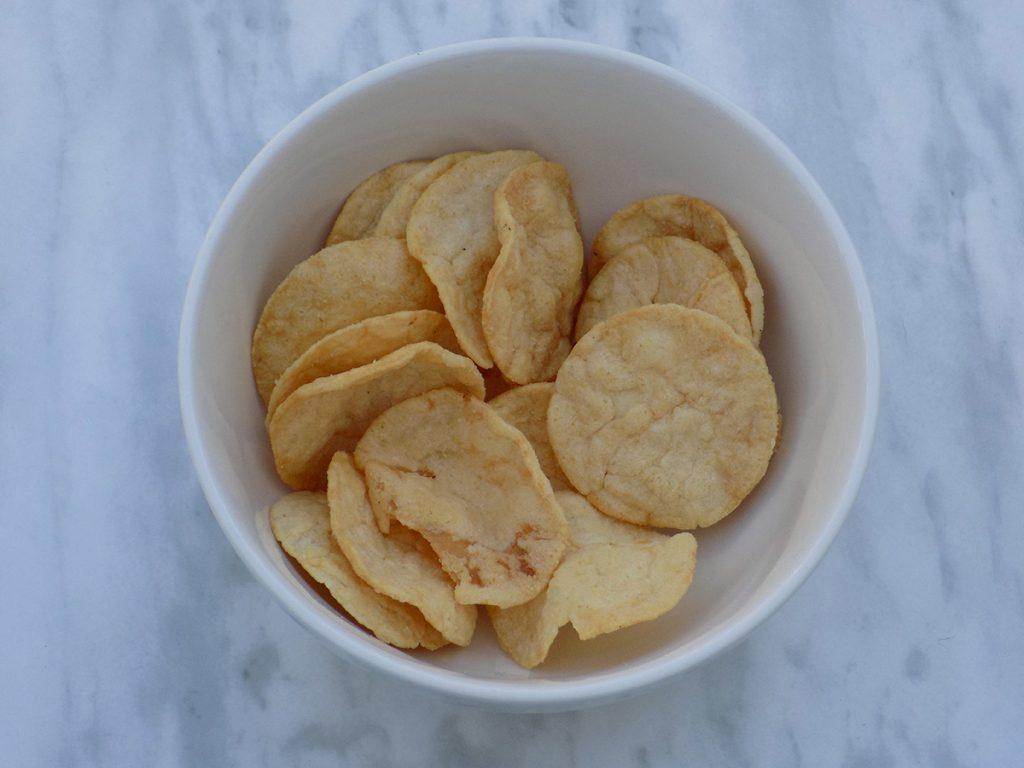 Special K Cracker Chips Salt & Vinegar Reviews - Low Calorie Chips Canada
